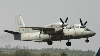 The debris of an-32 aircraft found in Arunachal Pradesh after 8 days