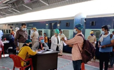 Northern railway decided to start platform ticket sales on 8 railway stations of Delhi