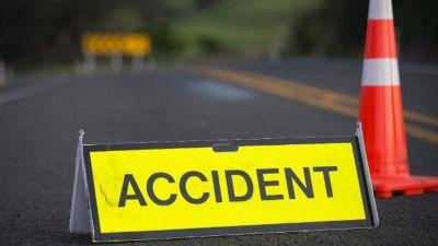 4 killed as a bus toppled on Vidisha-Sagar Road