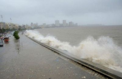 Cyclonic storm 'Vayu' changes direction, won't hit Gujarat