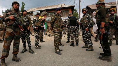 Terrorist again in Anantnag, 5 CRPF Jawan Martyred