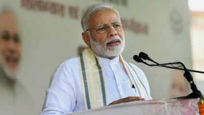 Try to reach the respective offices at 9.30 am: PM Modi to ministers