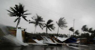 Cyclone Vayu wreaks havoc, may rain heavily in Daman and Diu