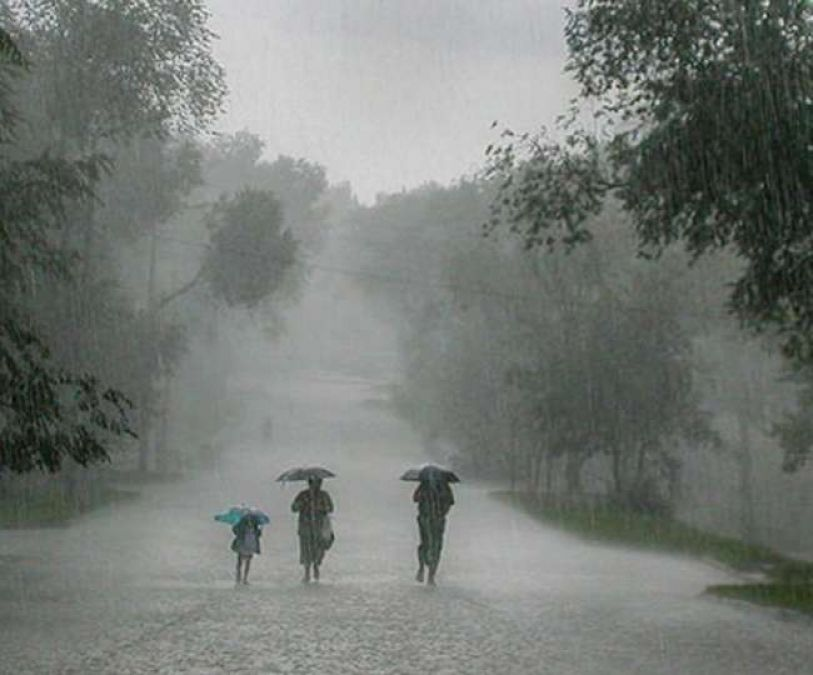 The impact of the air cyclone has continued for 24 hours, rain