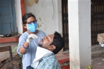 487 new corona infection cases reported again in Patna