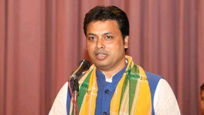 त्रिपुरा : CM के खिलाफ फेसबुक पर पोस्ट, डेढ़ माह बाद युवक गिरफ्तार