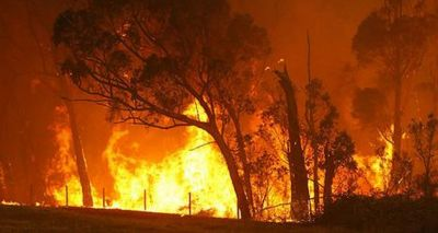Huge fire breaks out In Ludhiana, millions of goods burned