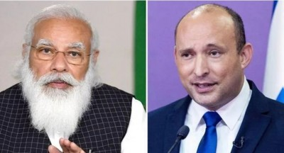 PM Modi congratulates new Israel PM Naftali Bennett