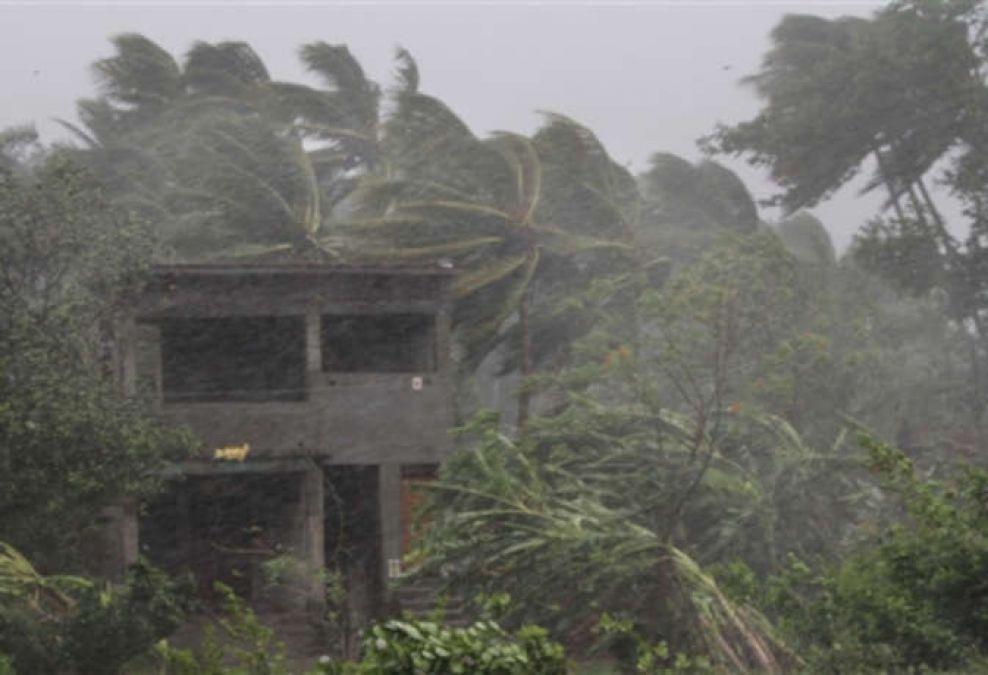 गुजरात के तटीय इलाकों पर फिर से मंडराने लगा 'वायु' चक्रवात से तबाही का खतरा