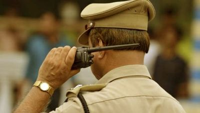 Policeman who went missing after an argument with top official met inTamil Nadu