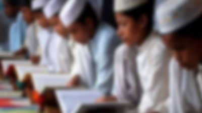 Muslim students get 80 per cent scholarship under the Central Government schemes, while Hindu students...