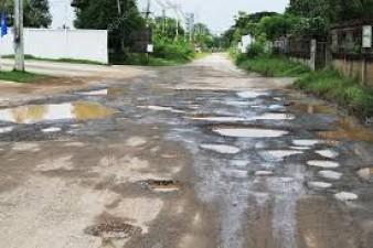 Road pits will be filled in Madhya Pradesh amid rainy season