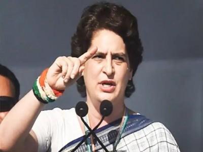 Uttar Pradesh journalist death: Congress Leader Priyanka writes to CM Yogi, demands CBI probe