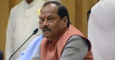 CM Raghuwar Das strongly condemns Naxal attack in Saraikela, says martyrdom of policemen will not go waste