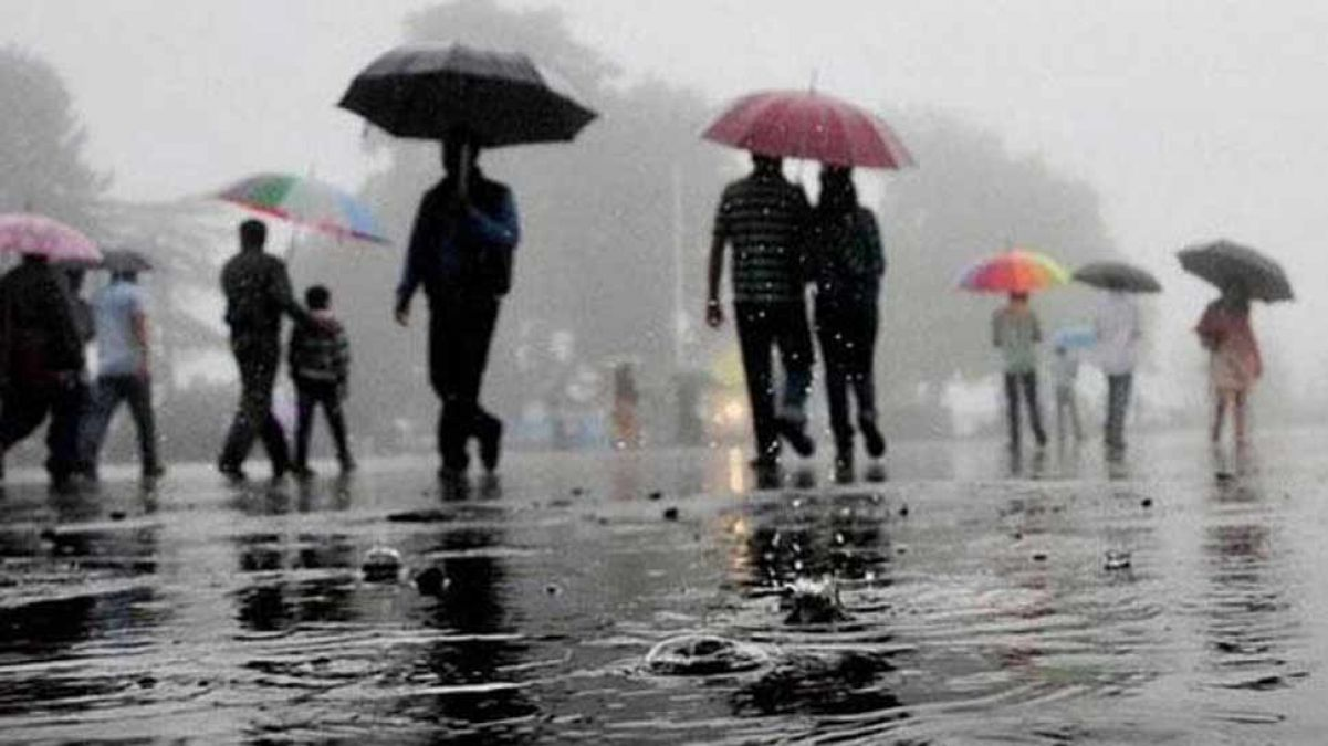 A wave of joy in north India,meteorological department forecasts this good news