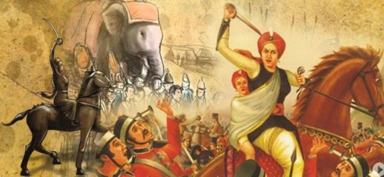 Death Anniversary: The story of the last moments of Queen Laxmibai Bai will give you goosebumps