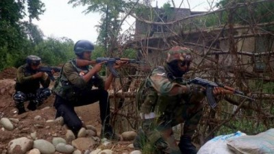 3 terrorists killed in Shopian encounter by Indian Army