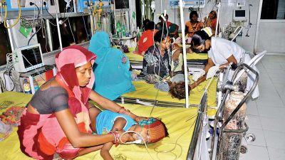 बिहार में मौत का दोहरा वार, चमकी बुखार के बाद लू ने ली 37 लोगों की जान