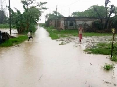 Bihar Weather: Meteorological Department issues alert, flood threat on 215 villages