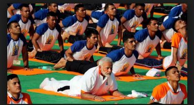 Here is why june 21 celebrates International Yoga Day