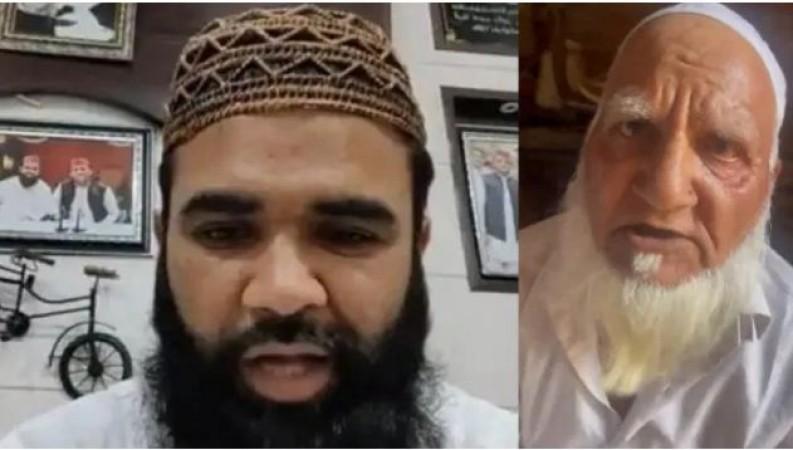 ग़ाज़ियाबाद में मुस्लिम बुजुर्ग की पिटाई कर बुलवाया 'जय श्री राम' ! सामने आया नया Video