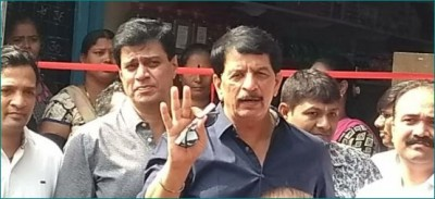 Mumbai Antilia Case: NIA raided at encounter specialist Pradeep Sharma's house, detained and interrogated