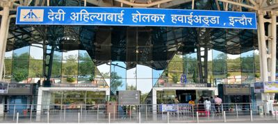 इंदौर के देवी अहिल्याबाई विमानतल से 15 जुलाई को पहली अंतरराष्ट्रीय उड़ान होगी शुरू