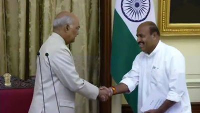 Veerendra Kumar to be sworn-in as Protem Speaker of Lok Sabha