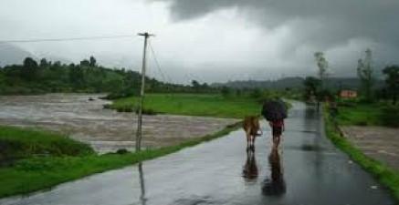 Chances of good rain in Madhya Pradesh for three days