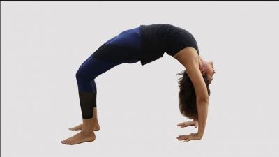 International Yoga Day: Chakrasana Yoga makes eyes sharp and body young