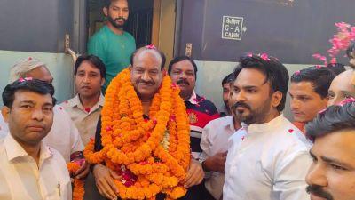 Three times MP Om Birla may be the new Speaker of the Lok Sabha