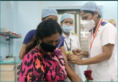 Vaccination begins for  people between the ages of 30 and 44 in Maharashtra from today