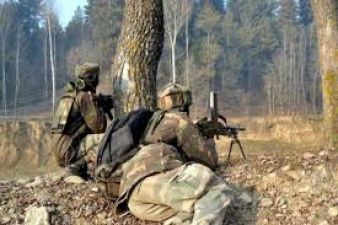 Woman Naxalite killed in an encounter with security forces