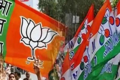 300 BJP workers rejoined TMC in west Bengal