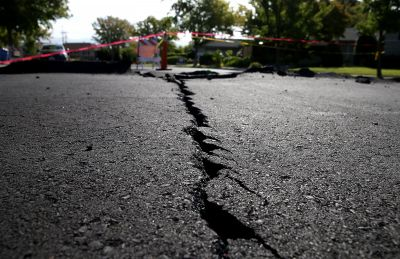 Two shocks of earthquake felt in Satara, Maharashtra