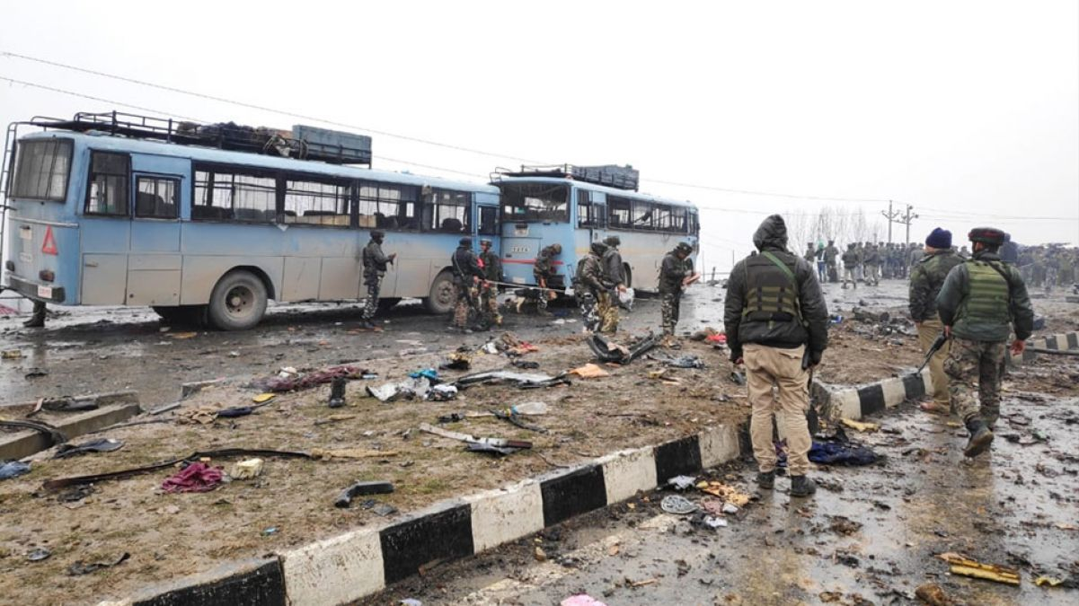 Terrorists taking training to produce IED can plan a big attack