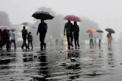 Chances of rain after 72 hours in Bhopal and Indore divisions