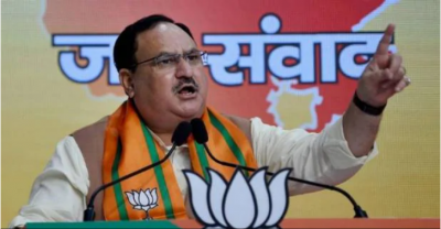 JP Nadda surrounds Rahul Gandhi on 'Surender Modi' statement