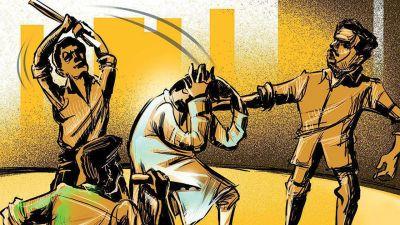 दक्षिणपंथियों ने समुदाय विशेष के लोगों को पीटा, जबरन लगवाए 'जय श्री राम' के नारे