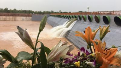 The world's largest irrigation project is launched in this state