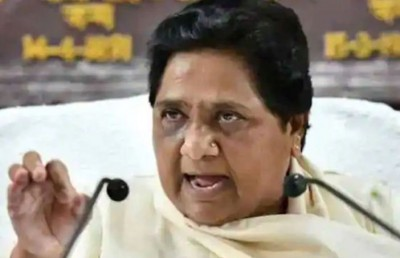 Leave the work of country defense to the government: Mayawati's advice to the opposition on China dispute