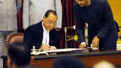 CJI Ranjan Gogoi writes a letter to PM Modi, demanded this