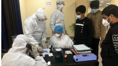 8 new positives of coronavirus reported in Bhopal