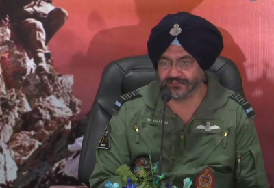 Indian Air Force chief claims Pak could not enter India after Balakot strike