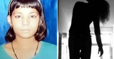 This 12-year-old girl hanged after watching TV Serial