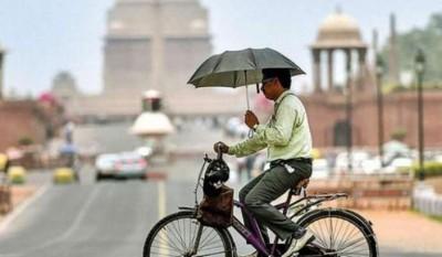 IMD says- Mercury may cross 40 in Delhi-Punjab and Haryana