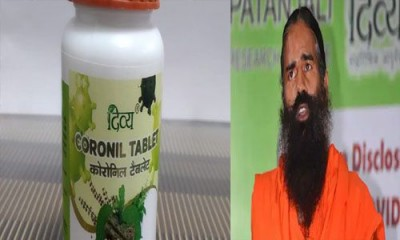 Tomar who put the seal on Coronil, says 'Only Baba knows how he made Coronil'