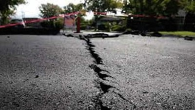 Earthquake continue in Mizoram, Earth termour felt in these states also