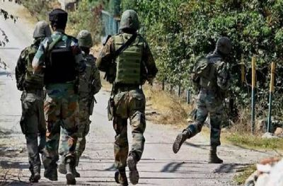 Encounter In Pulwama: Gunfight Rages In Tral Forest Area Of Jammu And Kashmir