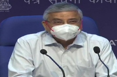Delhi AIIMS Director Dr. Guleria says taking mix dose of two vaccines may increase antibodies